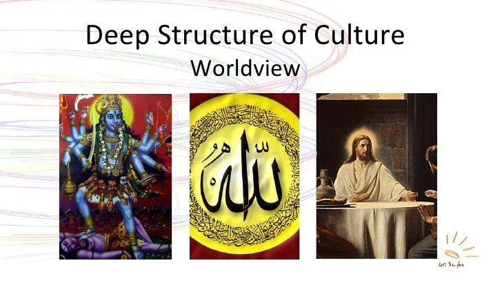 Deep Structure of Culture Worldview