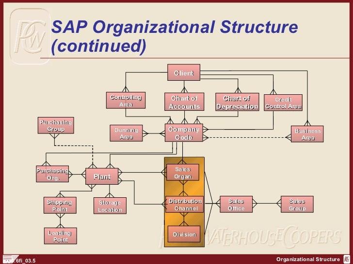 SAP FI Organization Structure | http://sapdocs.info