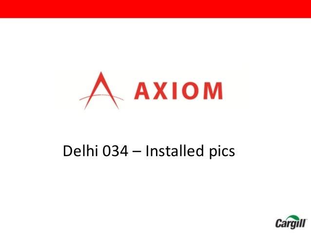 Delhi 034 – Installed pics