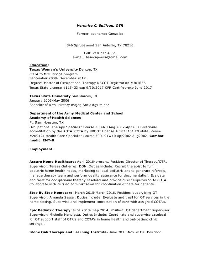 veronica resume oct 2016