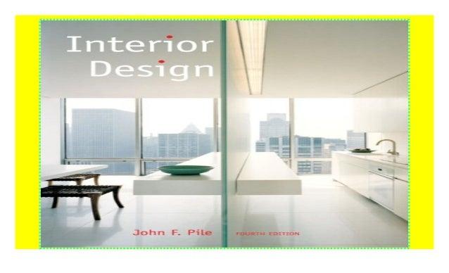 Interior Design 2018 Pdf