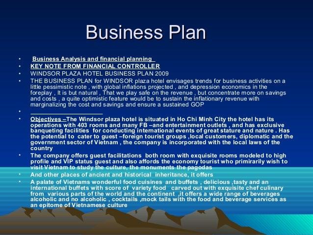 Asset management firm business plan