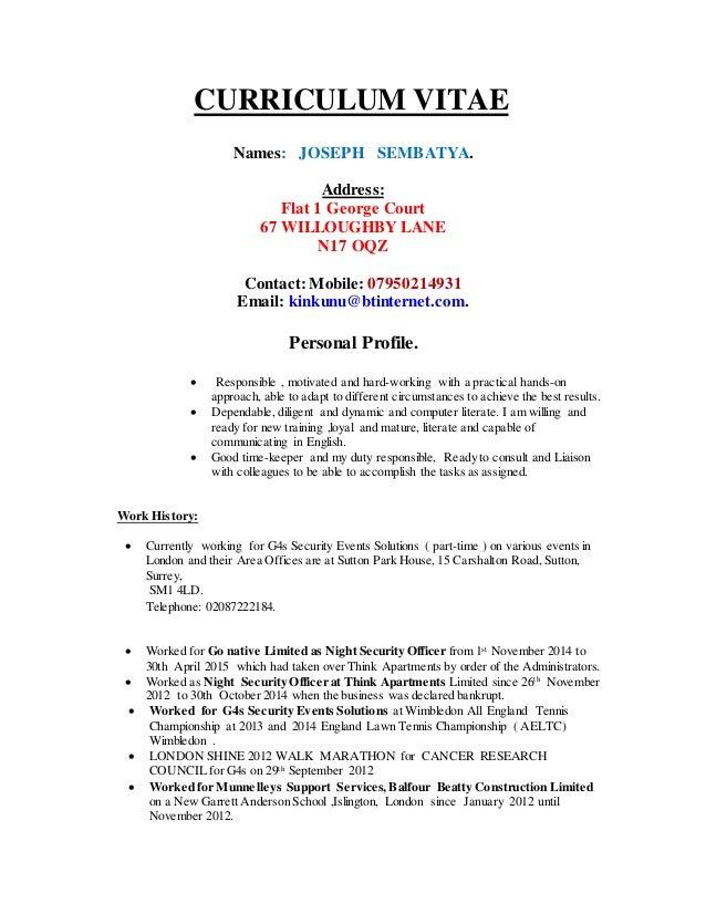 details for reasonably priced uk availability JOSEPH-SEMBATYA_10264187_cv-library