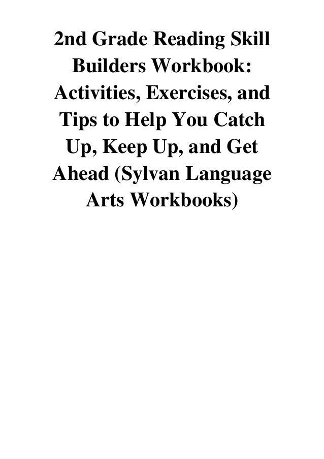 2nd Grade Reading Skill Builders Workbook PDF - Sylvan Learning Activ…