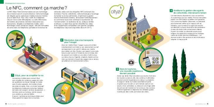Développement économique  Le NFC, comment ça marche ?                                                                     ...
