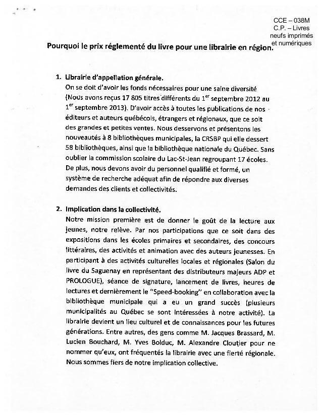 CCE – 038M C.P. – Livres neufs imprimés et numériques