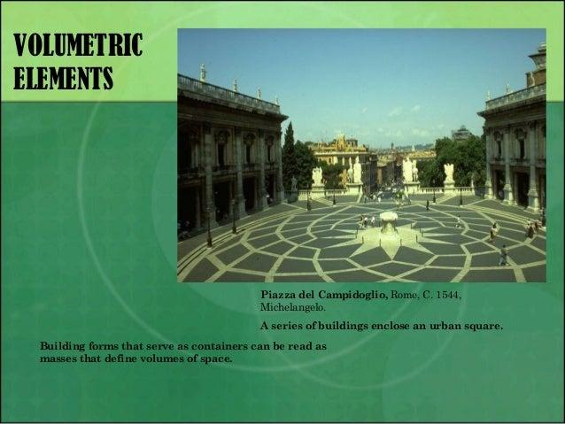Define Elements Of Design : Architectural principles elements