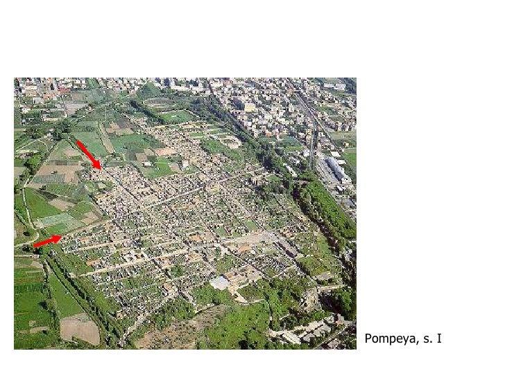 Pompeya, s. I