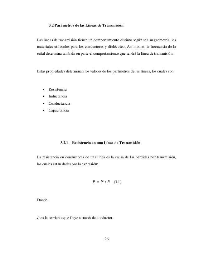 03 aspectos tecnicos lineas de transmision Slide 3