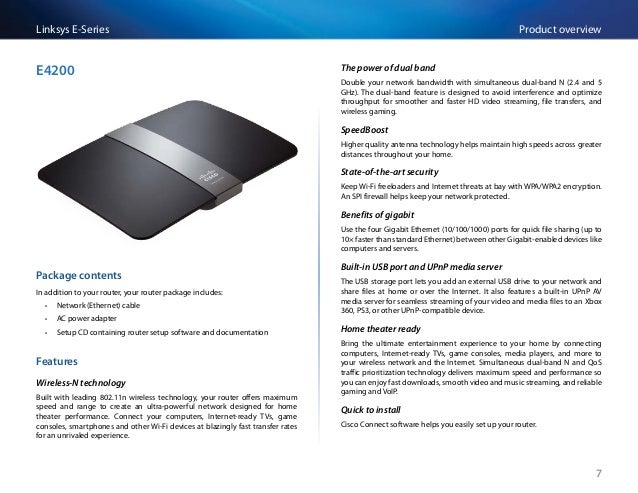 Cisco E1200 Introduction and Configuration