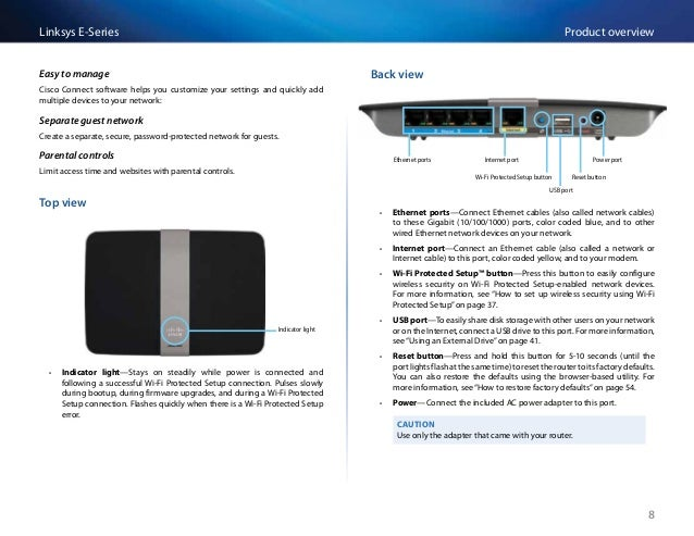 Cisco E1200 Introduction and Configuration