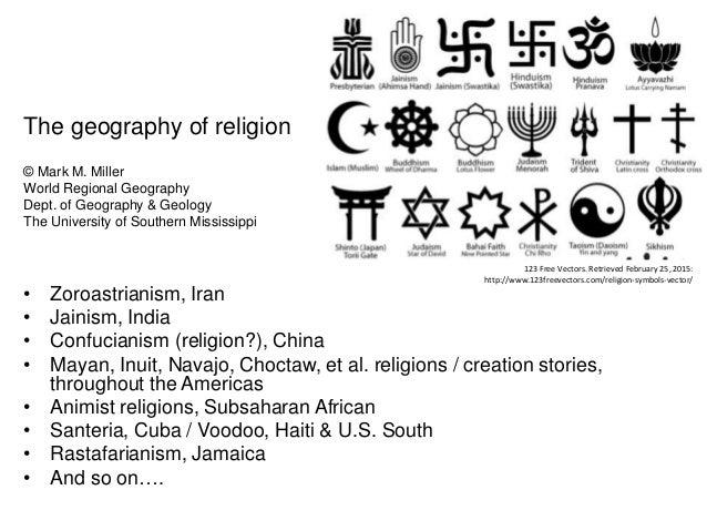 Ghy101 Unit 3b Geography Of Buddhism
