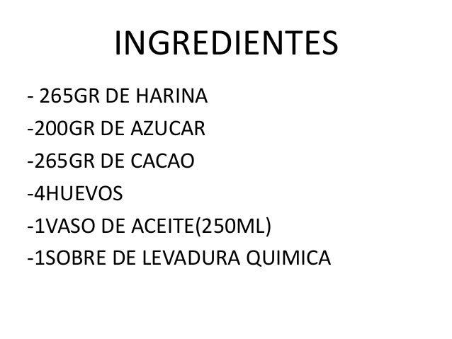 03 bizcosueño  de chocolate sulamita Slide 2