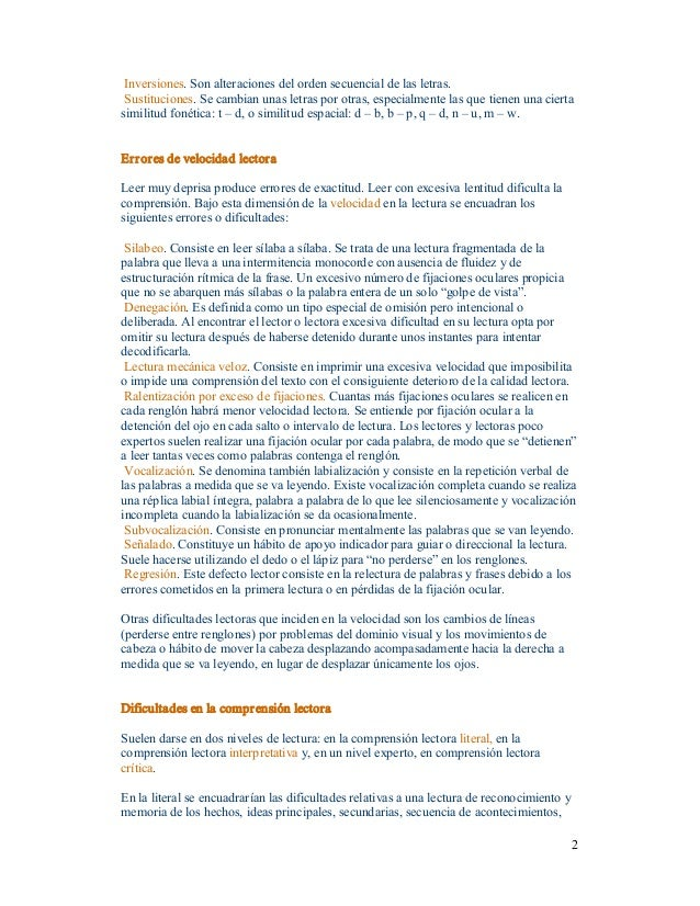 03 dificultades de_aprendizaje_clasificacion Slide 2