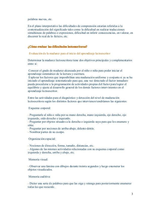 03 dificultades de_aprendizaje_clasificacion Slide 3