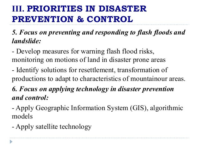 guidelines for development in flood prone areas