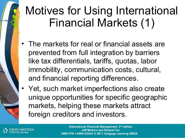 solution to chapter no 1 of international financial management by jeff madura International financial management jeff madura chapter answers intermediate accounting 15 edition solutions ch 1 international financial management 2nd.
