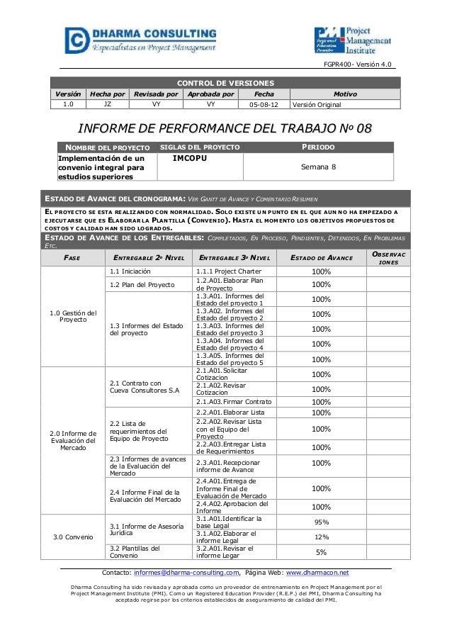 FGPR400- Versión 4.0  CONTROL DE VERSIONES Versión  Hecha por  Revisada por  Aprobada por  Fecha  1.0  JZ  VY  VY  05-08-1...