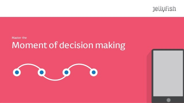 Momentof decisionmaking Master the