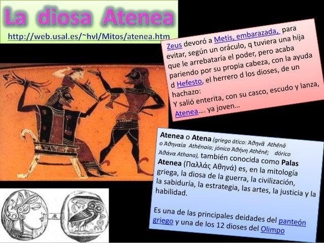 En la acrópolis había 3 estatuas de la diosa Atenea hechas por Fidias, exentas o de bulto redondo, siguiendo las proporcio...
