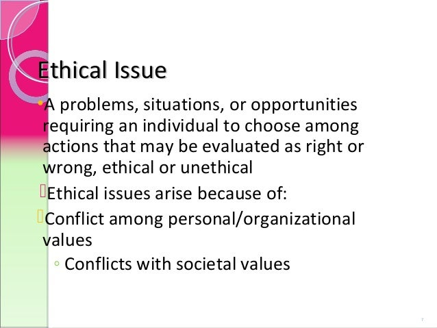 ethical issues in personality testing