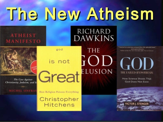 The New AtheismThe New Atheism