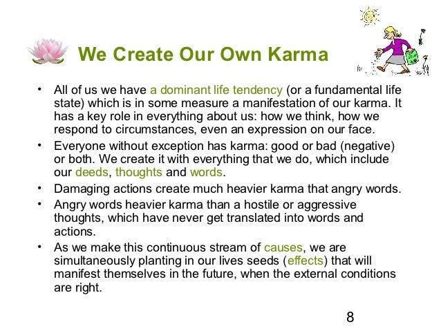 Karma (Nichiren Buddhism)