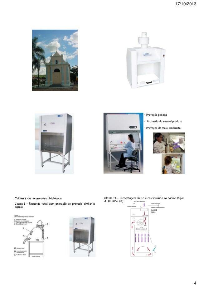 Manual de segurança biológica em laboratório