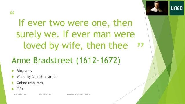 anne bradstreet and phyllis wheatley pioneers