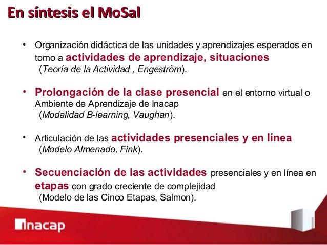 Cómo hemos implementado MoSal