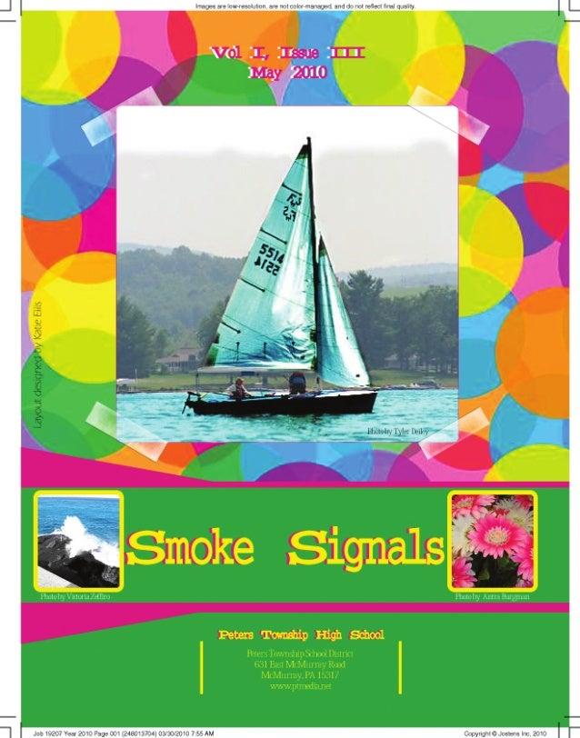 May 2010 Smoke Signals Issue 3