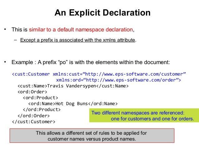 03 namespace