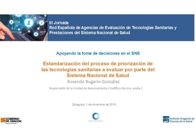 Antecedentes I  La Real Decreto 1030/2006, de 15 de septiembre, establece la cartera de servicios comunes del Sistema Nac...