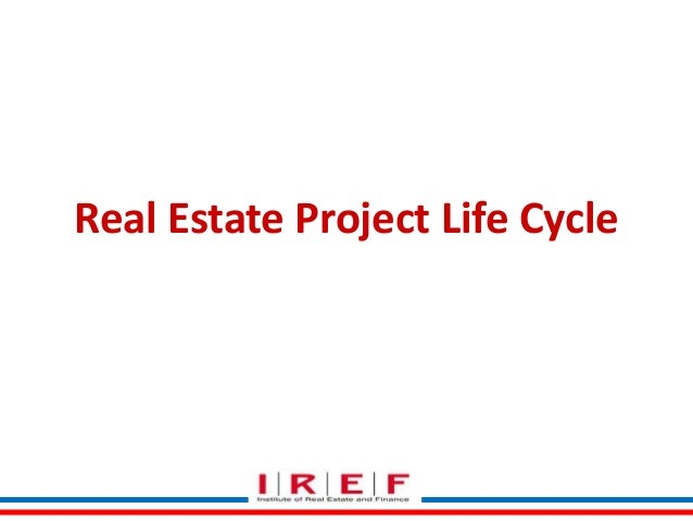 Real Estate Project Life Cycle