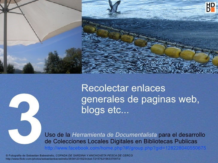 3                                                    Recolectar enlaces                                                   ...
