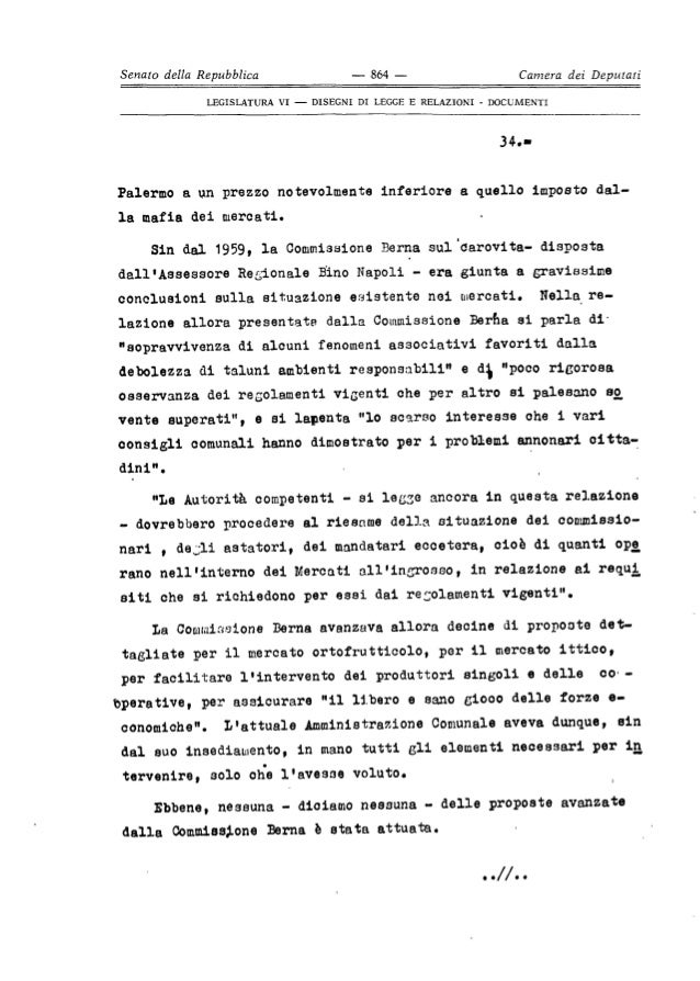Minoranza Di Torre4 Febbraio Relazione 1976Allegato Pio 4 La xsthrdQC