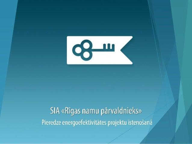 SIA «Rīgas namu pārvaldnieks»