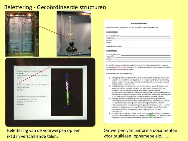 Belettering - Gecoördineerde structuren Belettering van de voorwerpen op een   Ontwerpen van uniforme documenten iPad in v...