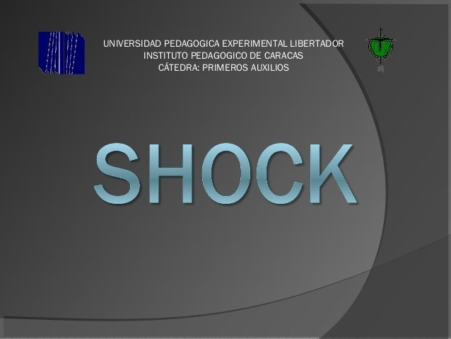 UNIVERSIDAD PEDAGOGICA EXPERIMENTAL LIBERTADOR INSTITUTO PEDAGOGICO DE CARACAS CÁTEDRA: PRIMEROS AUXILIOS