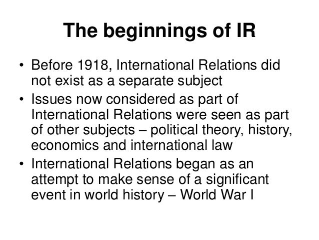 imf theories in international relations En the central bank international relations the international monetary fund (imf) the international monetary fund was founded by the united nations in 1945.