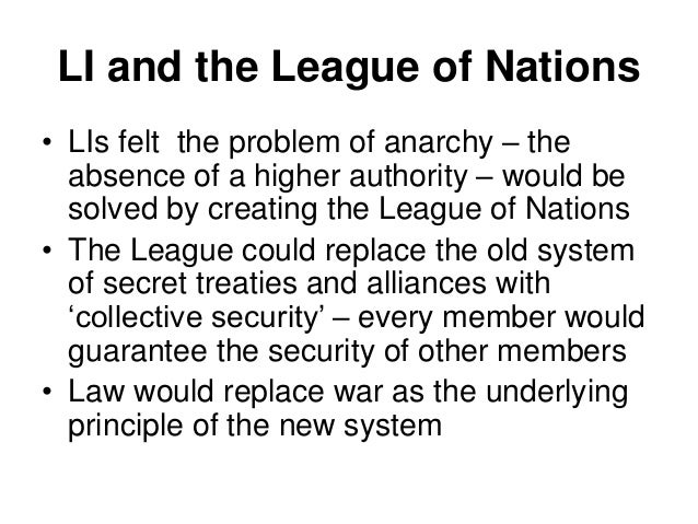 Anarchic System Generation