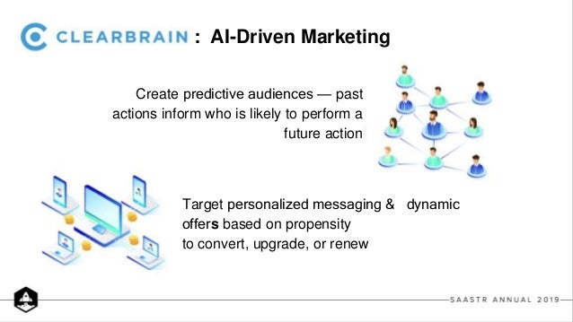 : Upgrade Campaigns with ClearBrain Facebook : Retargeted free users with high propensity to upgrade: Conversion up from 4...