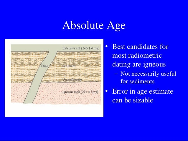 Absolute age dating powerpoint presentation 10