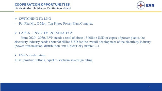 Nguyen Xuan Nam - EVN and Cooperation Potential Slide 3