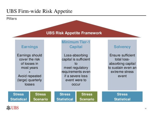 risk management statement