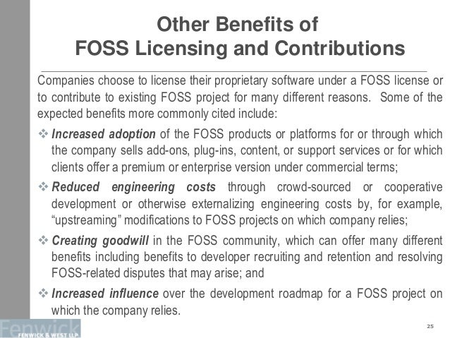 an introduction to the purchasing software licenses An introduction to free and open source 2014 an introduction to free and open-source software licensing and business models andrew j hall fenwick & west.