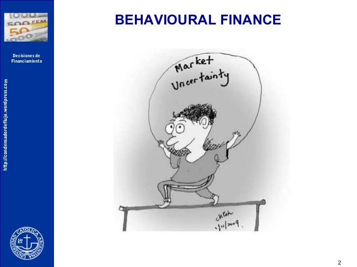 behavioural finance questionnaire I don't have a set point 2 i will sell as soon as there is a loss 3 i will sell if i lose  10% of the investment 4 i will sell if i lose 20% of the investment 5 i will sell if i.