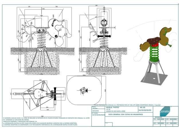 obras para instalar en el Parque Infantil de la Cerca del Trigal 1