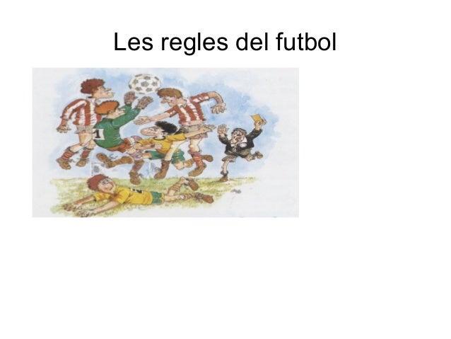 Les regles del futbol