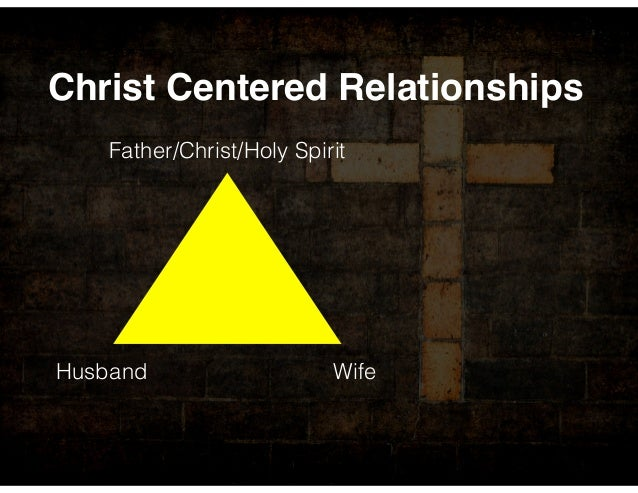 christ centered dating relationships A christ-centered marriage is united in christ both paul and peter make it clear that a christian married to a non-christian is not a sinful relationship (1 cor.
